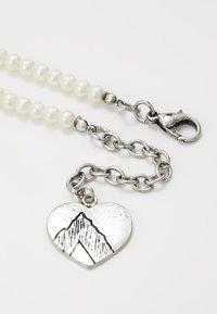 Alpenflüstern - HEDI - Necklace - cremeweiß - 2
