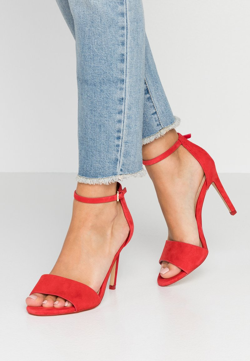 ALDO Wide Fit - WIDE FIT FIOLLAW - High heeled sandals - toreador