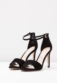 ALDO Wide Fit - WIDE FIT FIOLLAW - High heeled sandals - black - 4