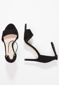 ALDO Wide Fit - WIDE FIT FIOLLAW - High heeled sandals - black - 3