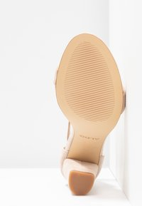 ALDO Wide Fit - WIDE FIT JERAYCLYA - High heeled sandals - rugby tan - 6