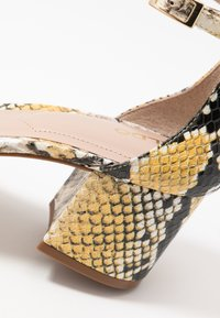 ALDO Wide Fit - WIDE FIT VILLAROSA - Sandály - other yellow - 2