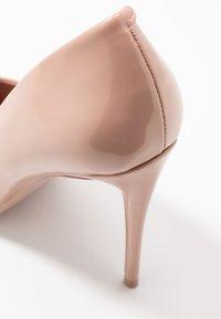 ALDO Wide Fit - STESSY - Decolleté - light pink - 2