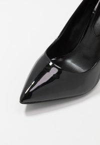 ALDO Wide Fit - STESSY - Decolleté - black - 5