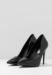 ALDO Wide Fit - STESSY - Decolleté - black - 2