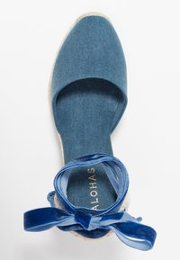 ALOHAS - CLARA BY DAY - High Heel Sandalette - stone aqua - 3