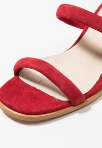 ALOHAS - LAURA - Pantolette hoch - red - 2