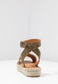ALOHAS - ROME  - Sandaler - olive - 5