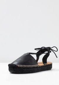 ALOHAS - CHRISTINAS - Espadrillas - black - 4