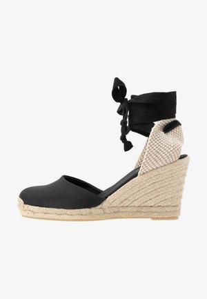 CLARA BY DAY - High heeled sandals - black