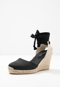 ALOHAS - CLARA BY DAY - High heeled sandals - black - 4