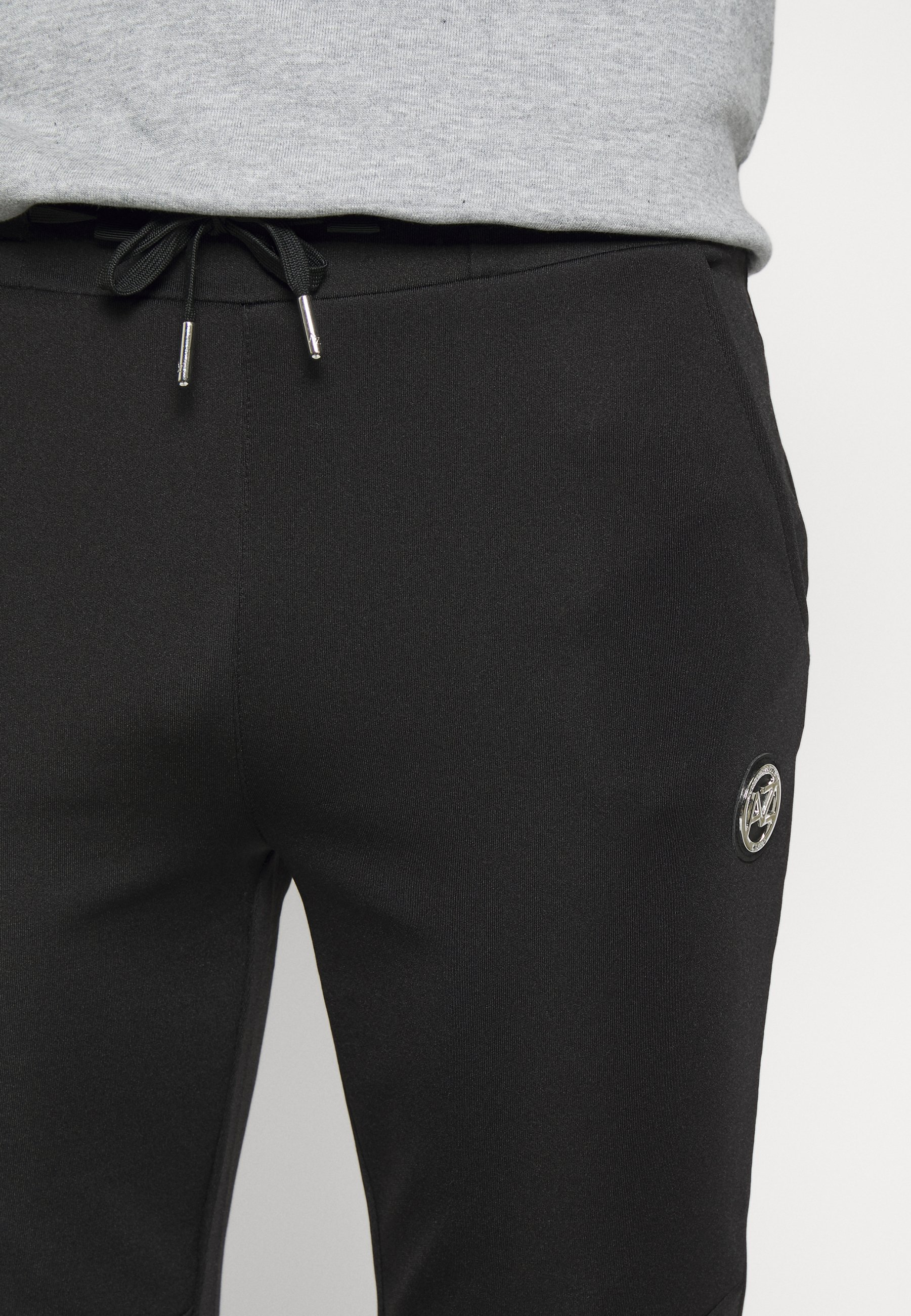 Alessandro Zavetti JOGGERS  - Spodnie treningowe - black