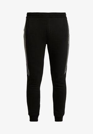 ORATIO - Teplákové kalhoty - black