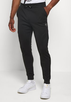 SEVINIO JOGGERS - Tracksuit bottoms - black