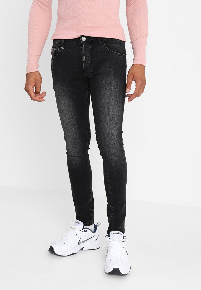 Alessandro Zavetti - ALVERA - Jeans Skinny Fit - black