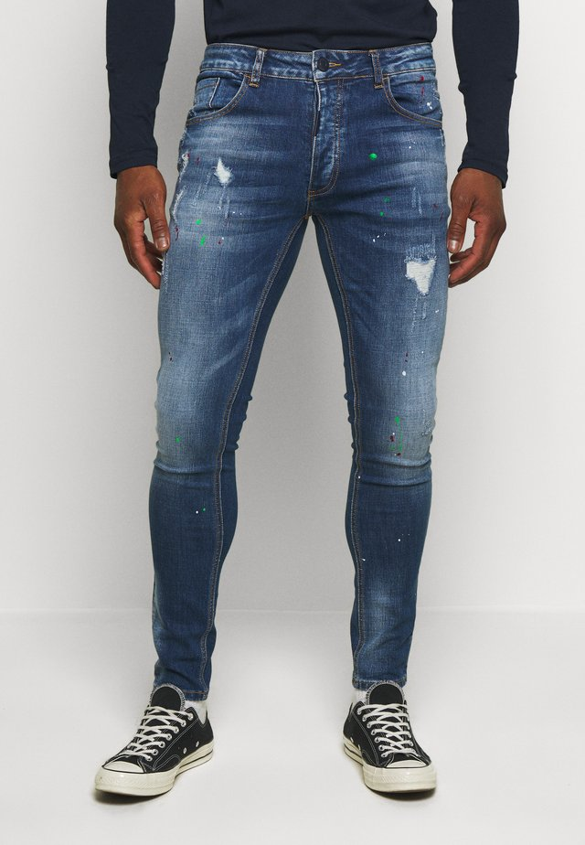 CHIRA  - Jeans Skinny Fit - blue