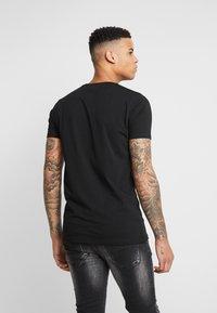 Alessandro Zavetti - GROWLER  - T-shirt con stampa - black - 2