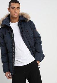 Alessandro Zavetti - OSHAWA - Winter jacket - navy - 0