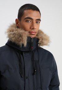 Alessandro Zavetti - OSHAWA - Winter jacket - navy - 4