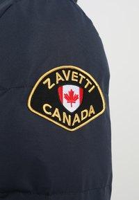 Alessandro Zavetti - OSHAWA - Winter jacket - navy - 6