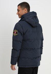 Alessandro Zavetti - OSHAWA - Winter jacket - navy - 3