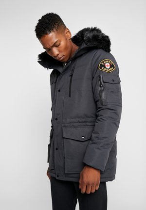 KASLO - Parka - steel grey