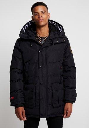 TERO - Winter coat - black