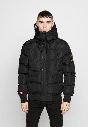 TURBO JACKET - Veste d'hiver - black