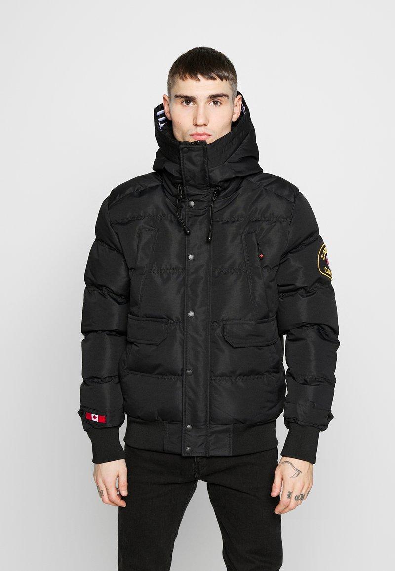 Alessandro Zavetti - TURBO JACKET - Winter jacket - black