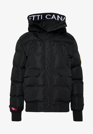 TURBO JACKET - Vinterjacka - black