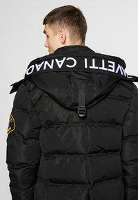 Alessandro Zavetti - TURBO JACKET - Winter jacket - black - 4