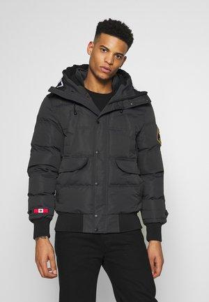 TURBO PADDED JACKET - Winter jacket - grey
