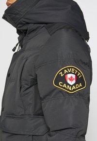 Alessandro Zavetti - TURBO PADDED JACKET - Winter jacket - grey - 5