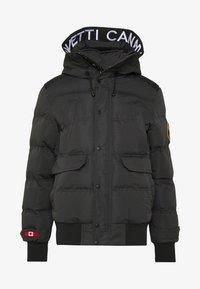 Alessandro Zavetti - TURBO PADDED JACKET - Winter jacket - grey - 4