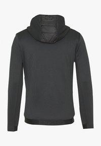 Alessandro Zavetti - CANADA AMINO HYBRID JACKET - Light jacket - black - 1