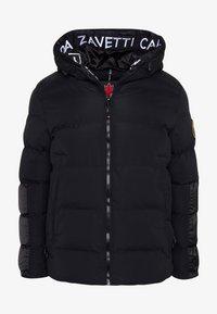 Alessandro Zavetti - ZAVETTI CANADA SALVINI PADDED JACKET - Zimní bunda - black - 4