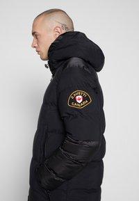 Alessandro Zavetti - ZAVETTI CANADA SALVINI PADDED JACKET - Zimní bunda - black - 5