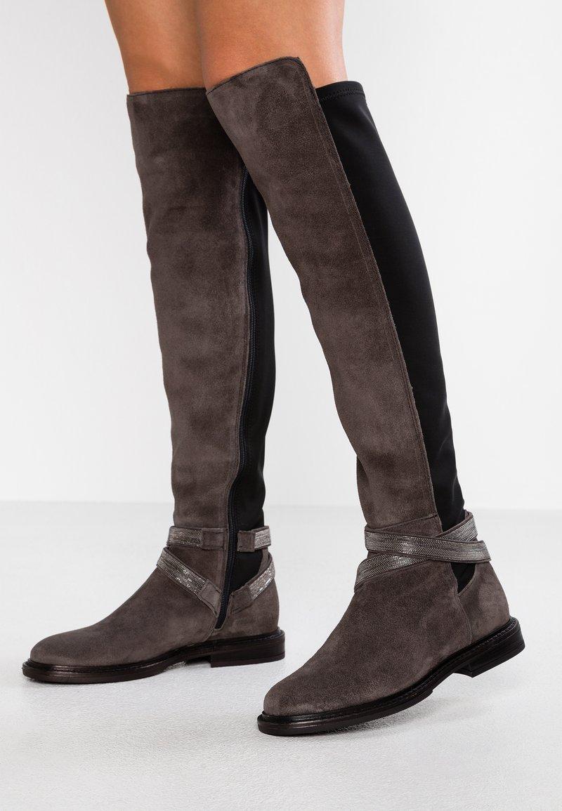 Alpe - FABIANA - Over-the-knee boots - iman