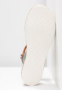 Alpe - SOFFIE - Korkeakorkoiset sandaalit - lila - 6