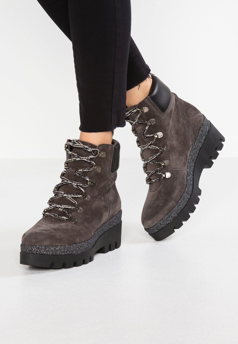 Alpe - ALISA - Lace-up ankle boots - iman