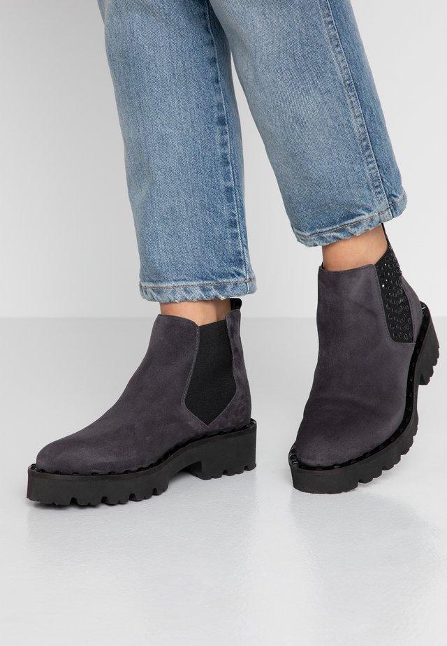 VERONA - Ankle Boot - nuit