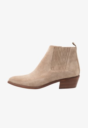 ROSE - Boots à talons - taupe