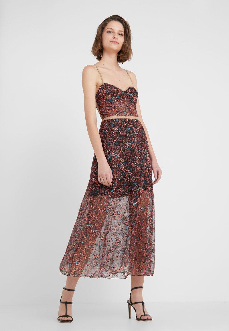 Allen Schwartz - EDEN BUSTIER DRESS - Vestido de fiesta - rose