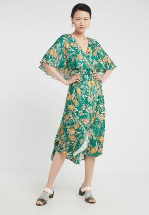LILIA DRESS  - Maxikjoler - green