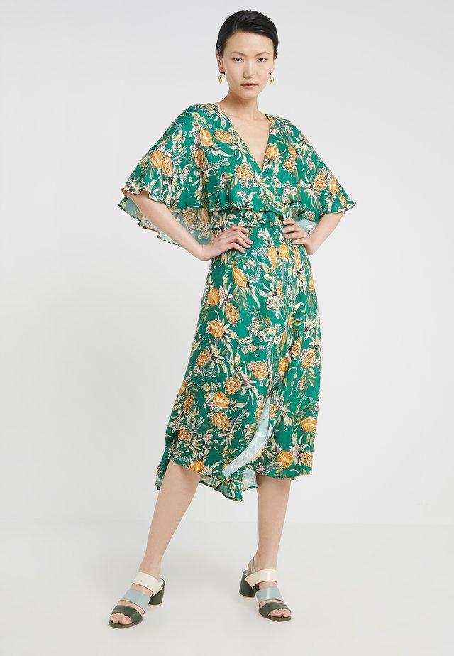 LILIA DRESS  - Vestito lungo - green