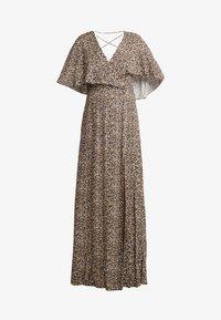 Allen Schwartz - CLAIRE MAXI CAPELET - Maxi dress - tan - 3