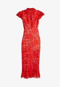 Allen Schwartz - TEAGAN DRESS - Vestito elegante - red - 5