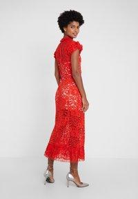 Allen Schwartz - TEAGAN DRESS - Vestito elegante - red - 2