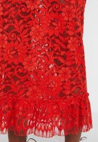 Allen Schwartz - TEAGAN DRESS - Vestito elegante - red - 4