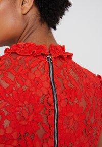 Allen Schwartz - TEAGAN DRESS - Vestito elegante - red - 3